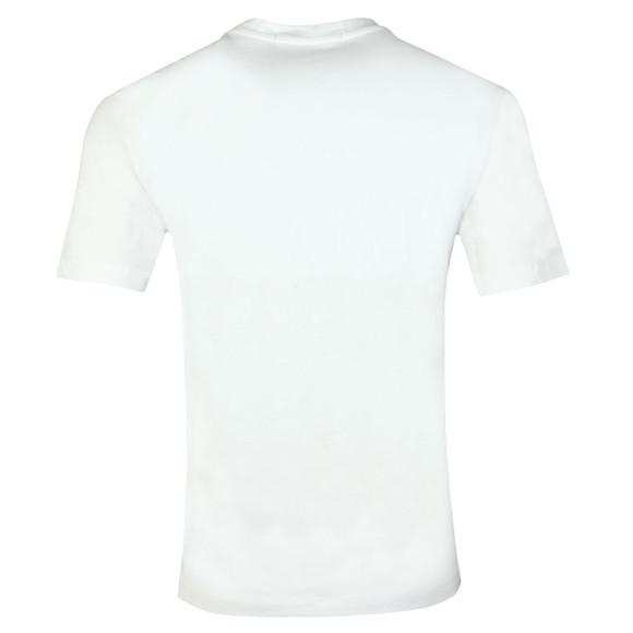 Calvin Klein Jeans Mens White Monogram Tee main image