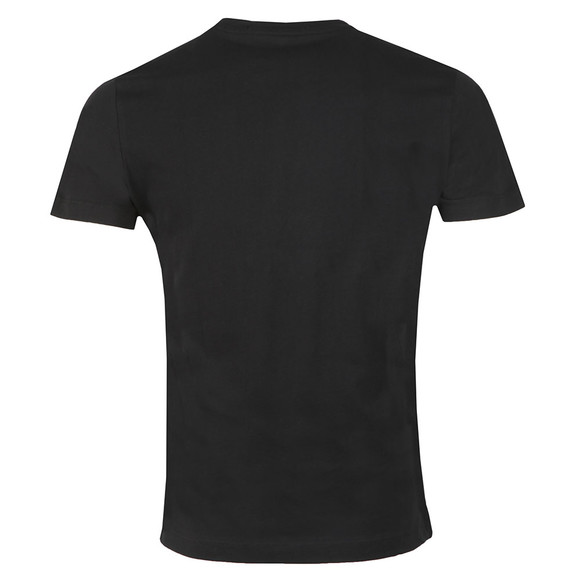 Calvin Klein Jeans Mens Black Chest Institutional T-Shirt main image