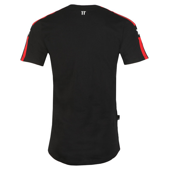 Eleven Degrees Mens Black Southpaw Tee main image