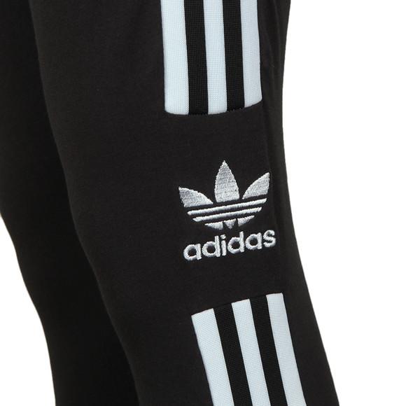 adidas Originals Womens Black Trefoil Tight Leggings main image