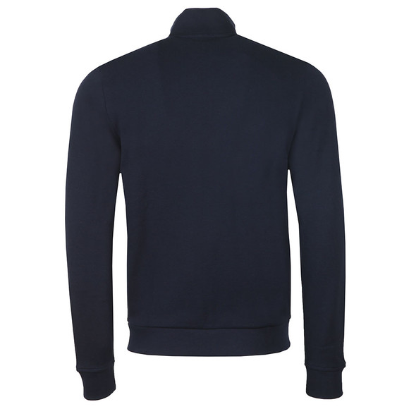 Lacoste Mens Blue Full Zip Sweat main image
