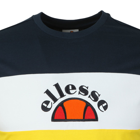Ellesse Mens Yellow Gubbio Tee main image