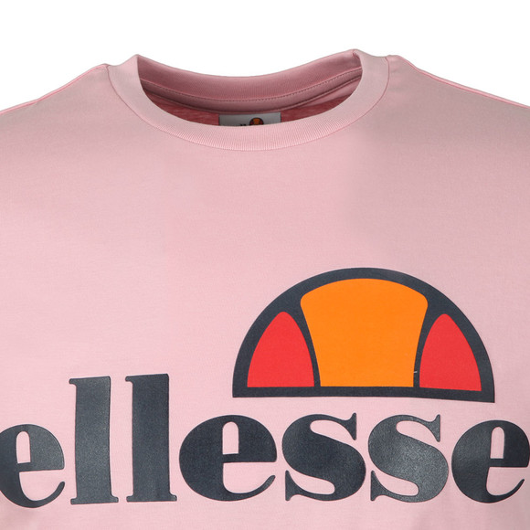 Ellesse Mens Pink Prado T Shirt main image