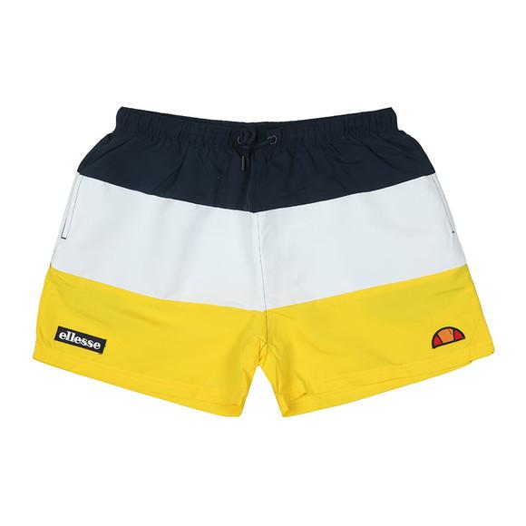 Ellesse Mens Yellow Cielo Short main image