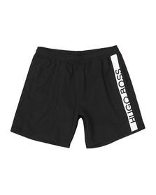 BOSS Bodywear Mens Black Dolphin Swim Shorts