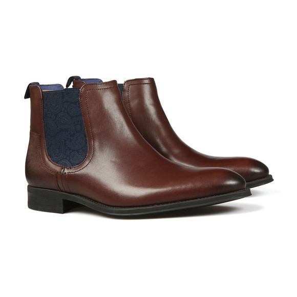 Ted Baker Mens Brown Travic Boot