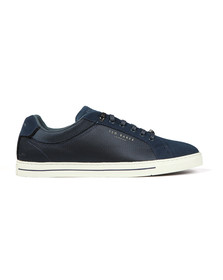Ted Baker Mens Blue Eeril Trainer