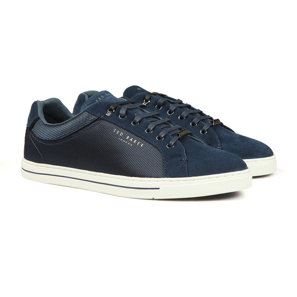 Ted Baker Mens Blue Eeril Trainer main image