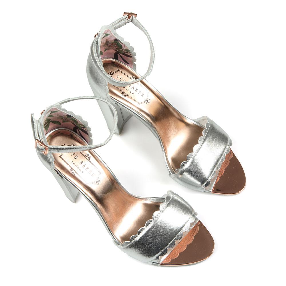 Raidhal Scallop Detail Sandal main image