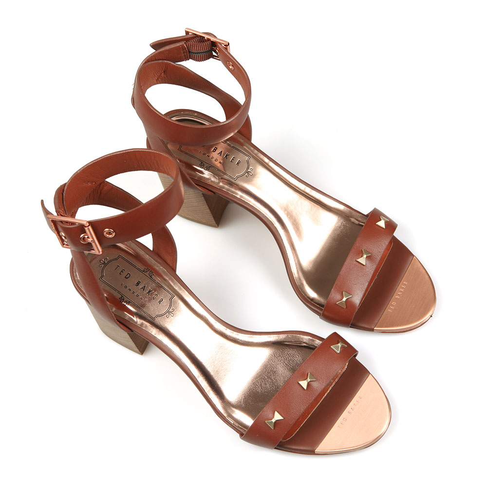 Biah Studded Bow Detail Sandal main image