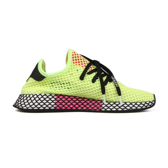 adidas Originals Mens Yellow Deerupt Trainer main image