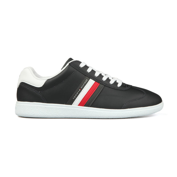 Tommy Hilfiger Mens Black Essential Core Trainer main image