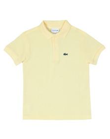 Lacoste Boys Yellow PJ2909 Polo Shirt