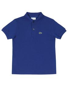 Lacoste Boys Blue PJ2909 Polo Shirt