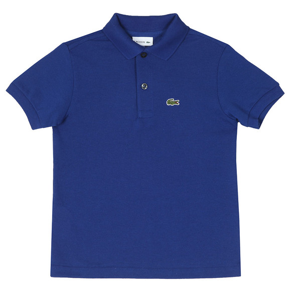 Lacoste Boys Blue PJ2909 Polo Shirt main image
