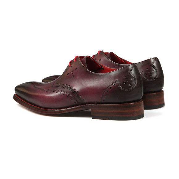 Jeffery West Mens Red Aro Hunger Shoe main image