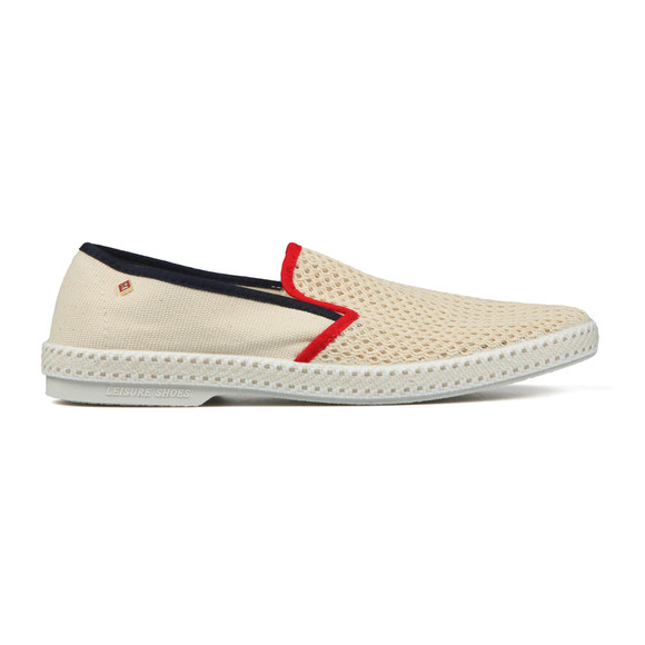 Rivieras Mens Off-White Croissiere Loafer