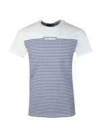 Half Stripes T-Shirt