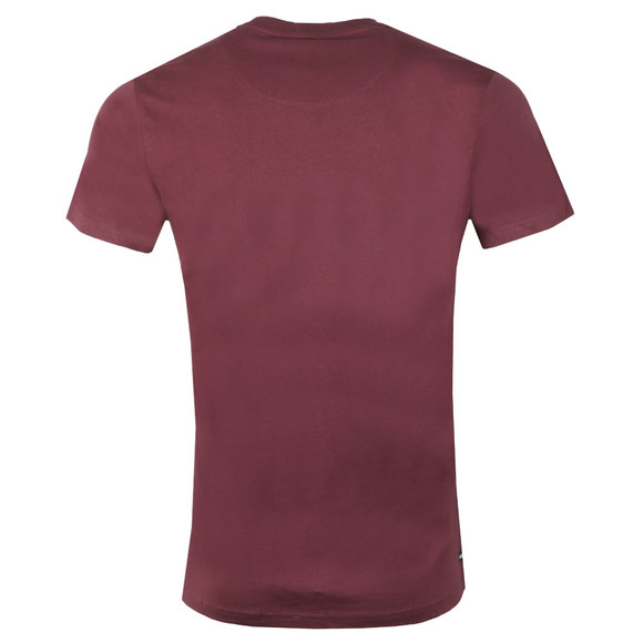 Weekend Offender Mens Red Definitely Maybe T-Shirt main image