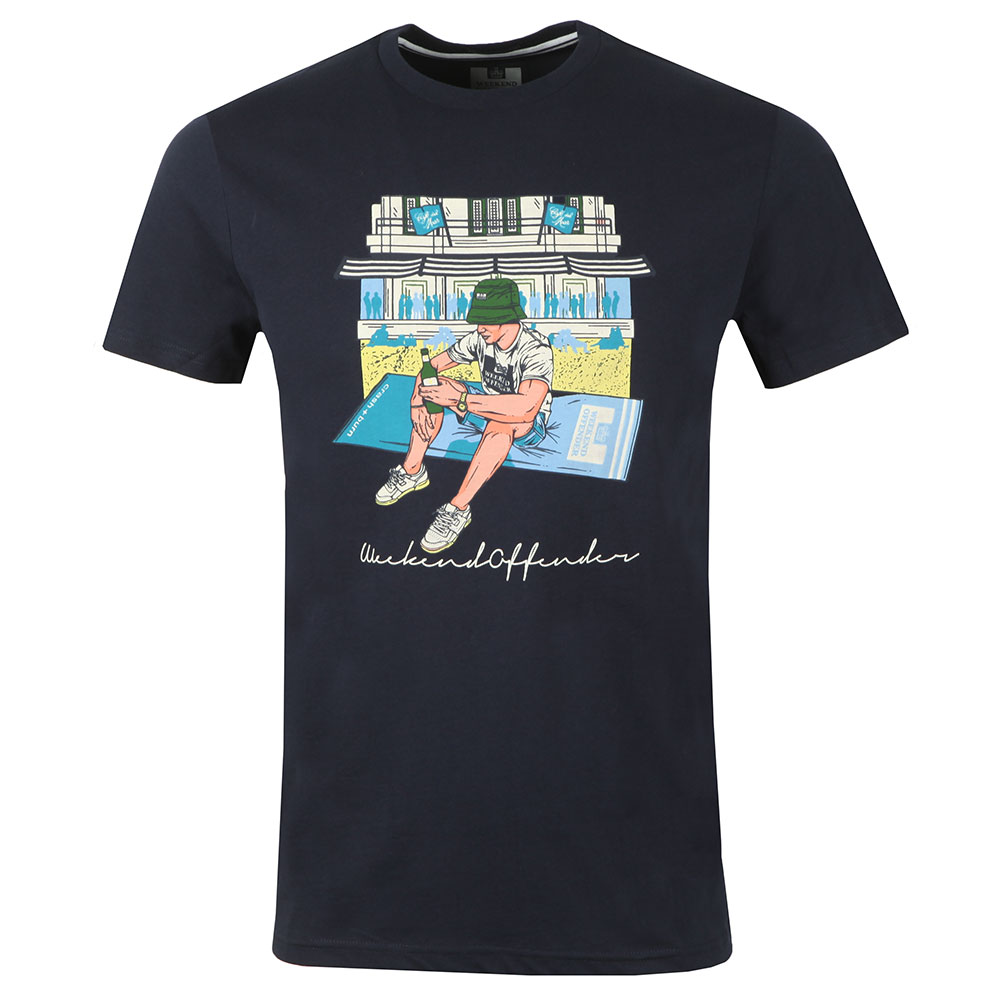Cafe Del Mar T-Shirt main image