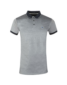 Weekend Offender Mens Blue Dell Anna Polo Shirt