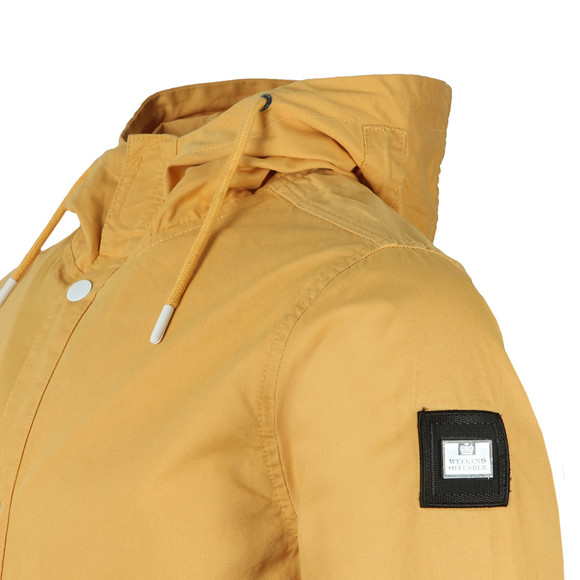 Weekend Offender Mens Gold Immacolata Jacket main image