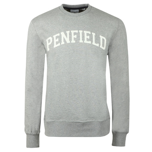 Penfield Mens Grey Henner Sweatshirt main image