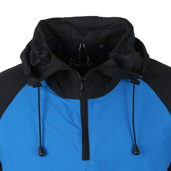 Penfield Mens Blue Pacjac Colourblock Jacket main image
