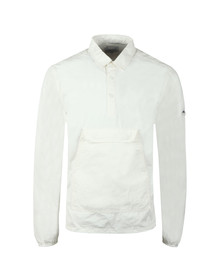 Penfield Mens White Adelanto Garment Dye Shirt