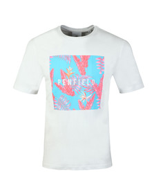 Penfield Mens White Brook Tee