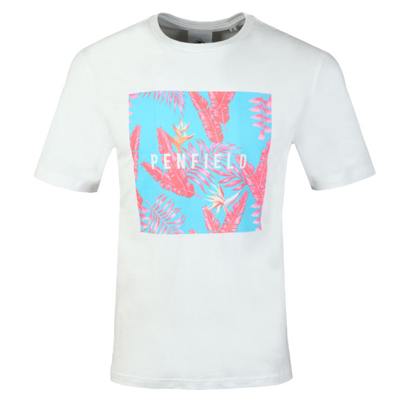 Penfield Mens White Brook Tee main image
