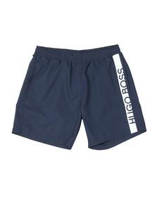BOSS Bodywear Mens Blue Dolphin Swim Shorts