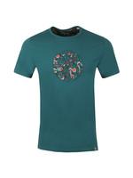 Paisley Applique T Shirt