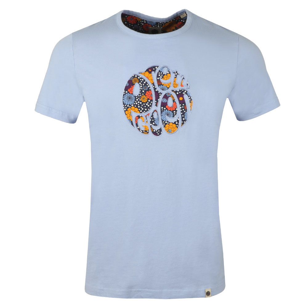 Floral Paisley Applique Tee main image