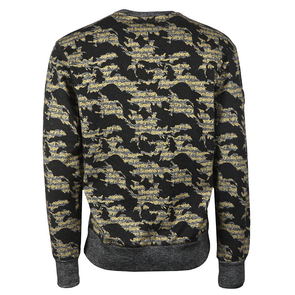 Monochrome Overs AOP Sweatshirt main image