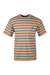 Carhartt Mens Pink Houston Pocket Tee