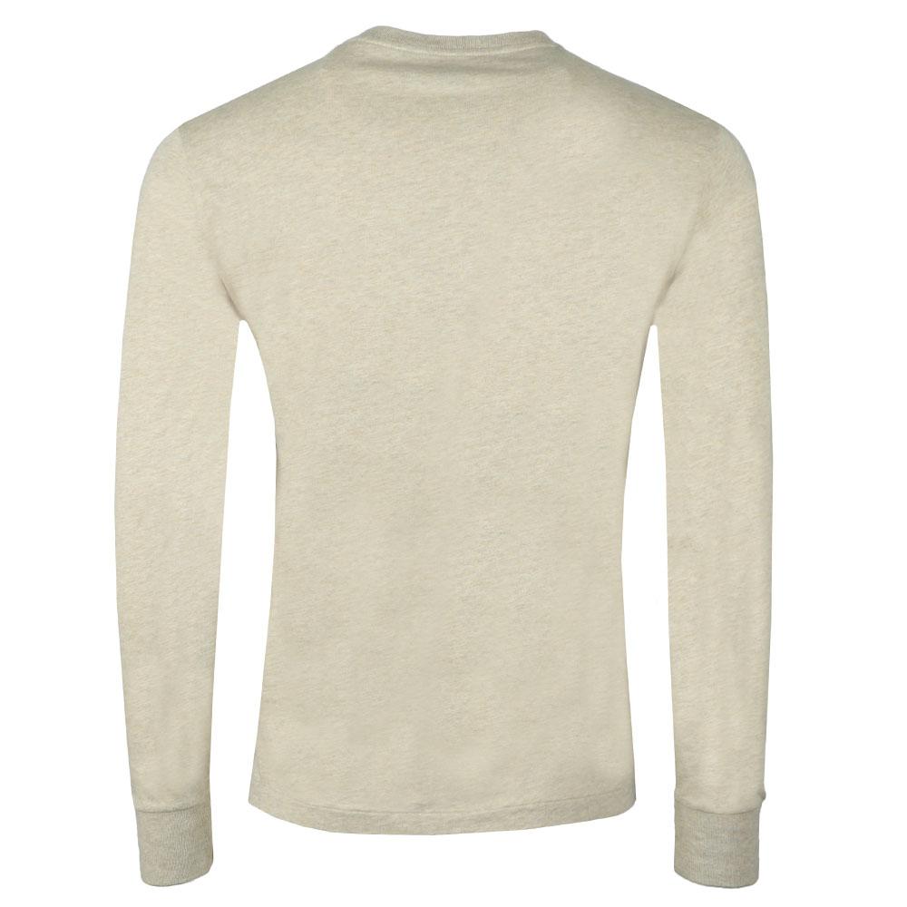 e9018588581d Polo Ralph Lauren Custom Slim Fit Long Sleeve T Shirt