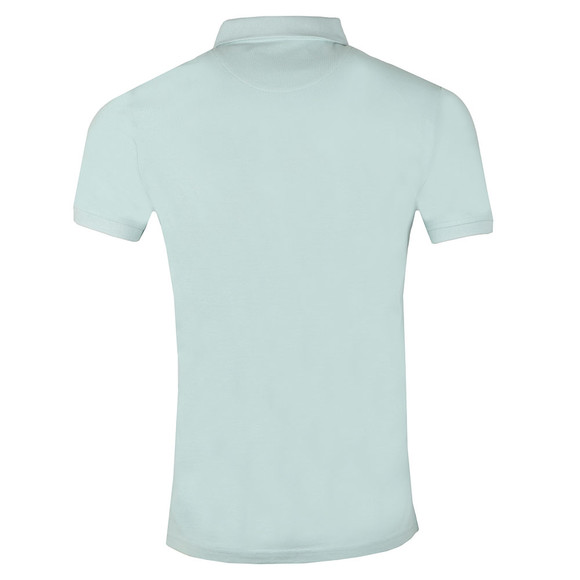 Lyle and Scott Mens Blue Plain Polo main image