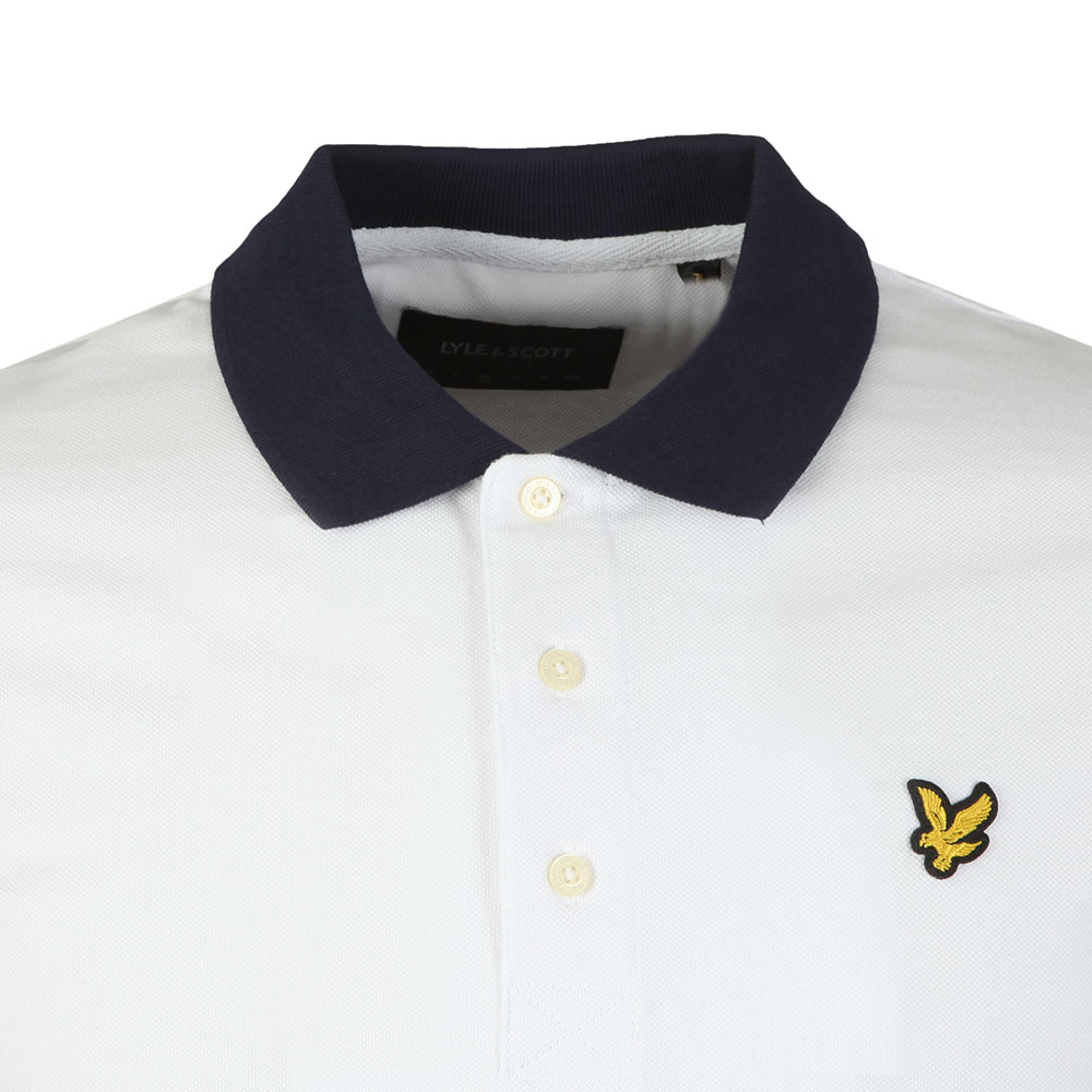Ringer Polo Shirt main image