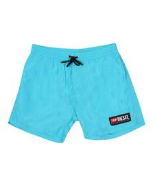8183944049 Diesel Mens Blue Wave Swim Shorts