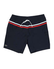 Lacoste Mens Blue MH5526 Swim Short