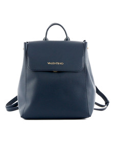 Valentino by Mario Womens Blue Superman Backpack