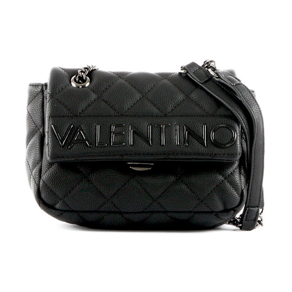 Valentino by Mario Womens Black Licia Small Satchel main image