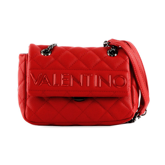 Valentino by Mario Womens Red Licia Small Satchel main image