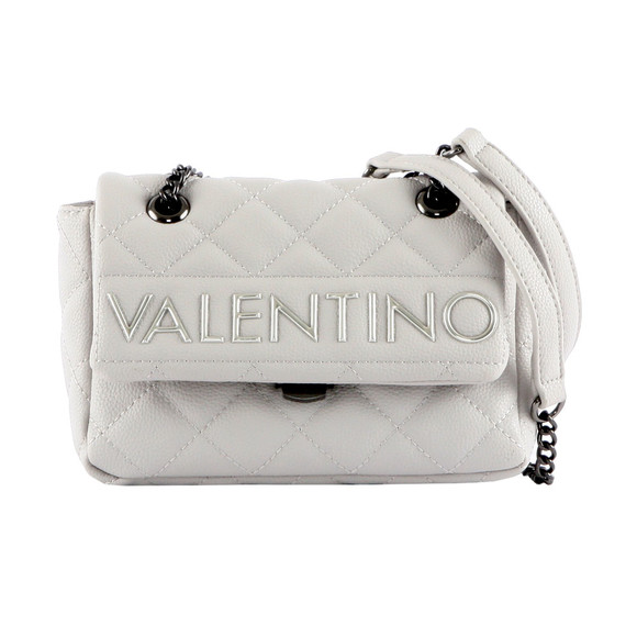 Valentino by Mario Womens White Licia Small Satchel main image