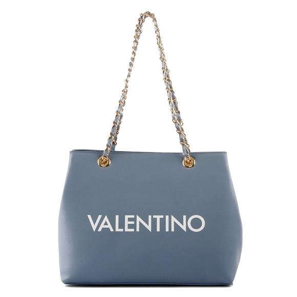 Valentino by Mario Womens Blue Masha Tote main image