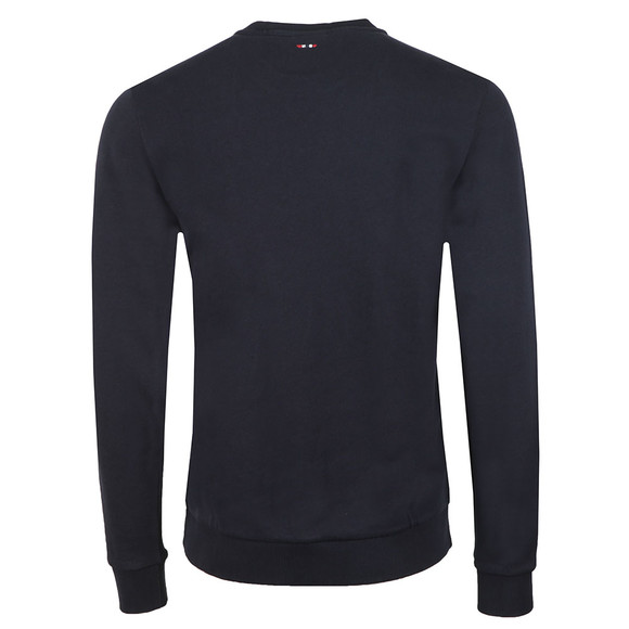 Napapijri Mens Blue Bevora C Sweat main image