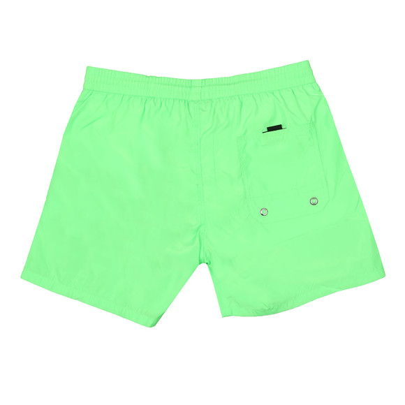 Diesel Mens Green Wave Swim Shorts main image