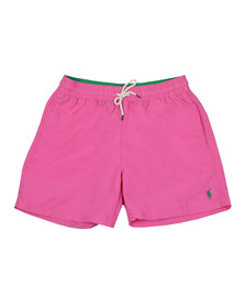 Polo Ralph Lauren Mens Multicoloured Traveller Swim Short
