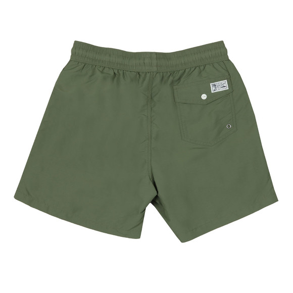 Polo Ralph Lauren Mens Green Traveller Swim Short main image